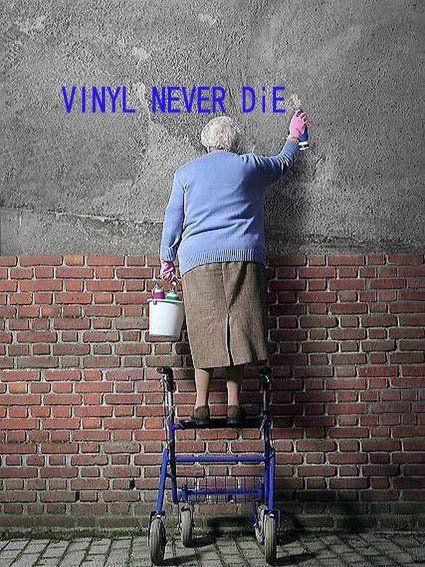 vinyl never die