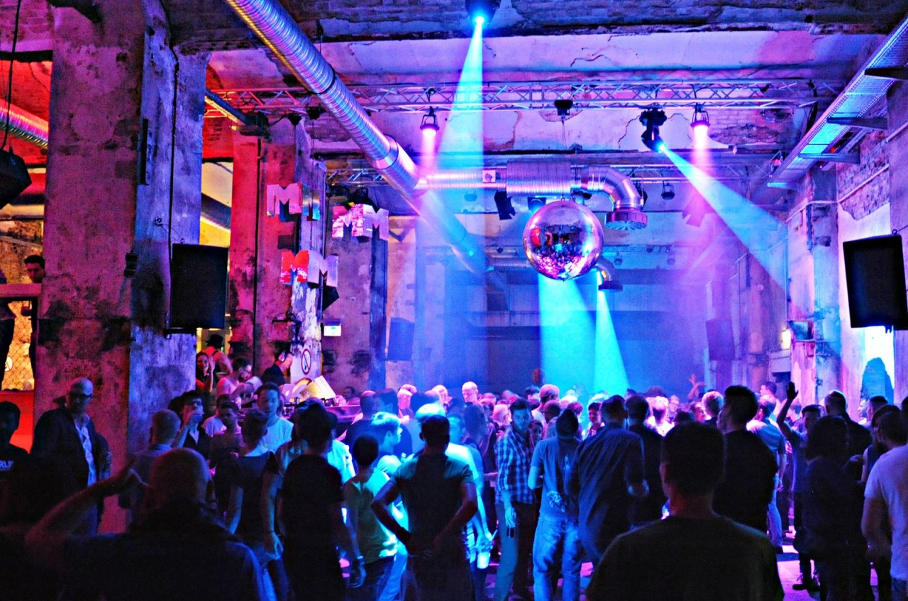 xse vedeo disco i berlin