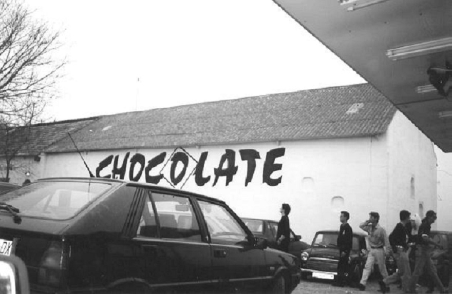 Discoteca Chocolate y su Parking