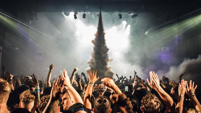 La discoteca tiene un aforo para más de 3.500 personas Space