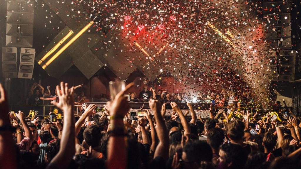 Las fiestas de apertura del club llevan dando años el pistoletazo de salida al verano Space