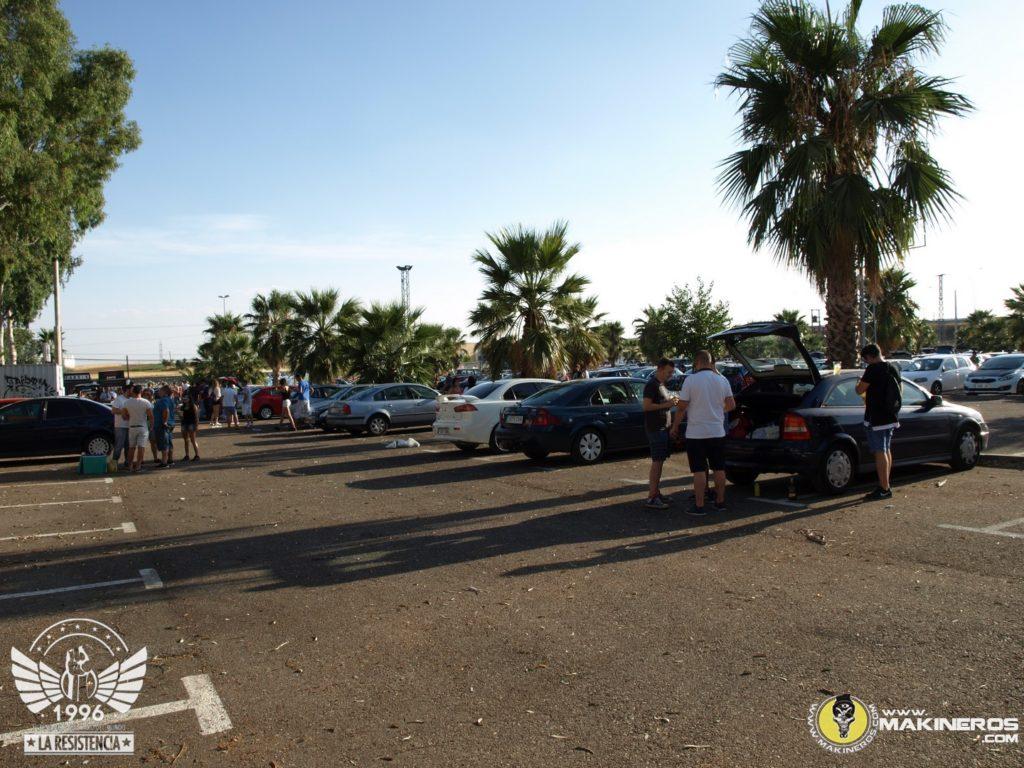 Parking Fabrik