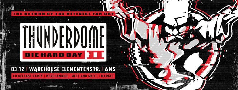 Thunderdome Die Hard Day 2017