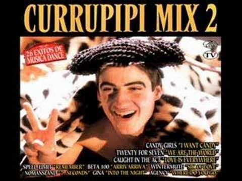 Portada del Currupipi Mix