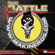 CD Makineras físico The Battle