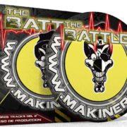 CD Fisico THE BATTLE 2016 Makineros