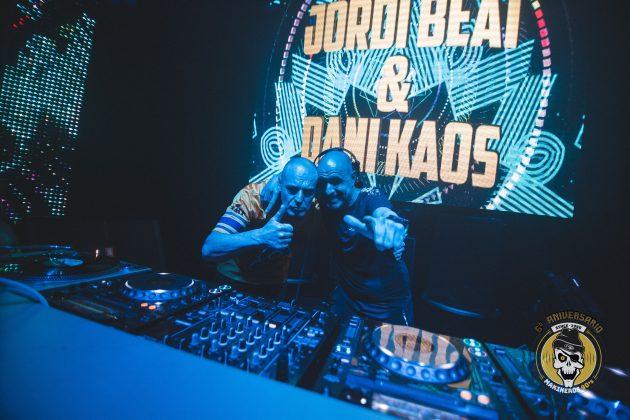 Jordi Beat y Dani Kaos