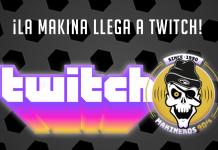 Makineros 90 llega a Twitch