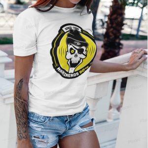 camiseta chica makineros 90